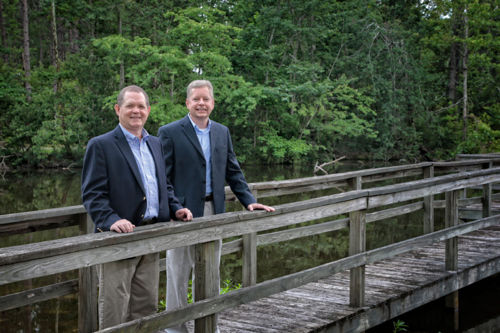 Started in 2003, David Bland and Leo Parrish are focused on serving their clients.